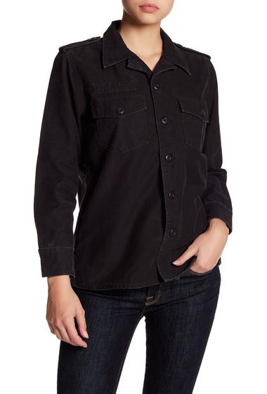 Imbracaminte Femei Equipment Major Shirt Jacket TRUE BLACK