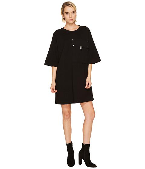 Imbracaminte Femei LOVE Moschino Front Pocketed Mini Dress Black