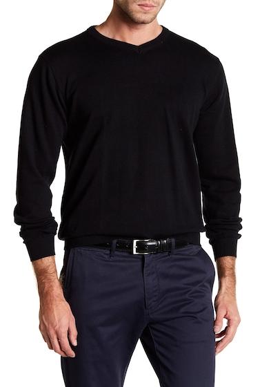 Imbracaminte Barbati Report Collection V-Neck Pullover Sweater 09 BLACK