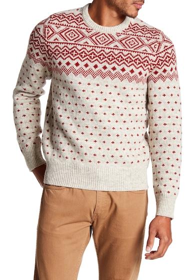 Imbracaminte Barbati Brooks Brothers Fisle Wool Sweater MULTI