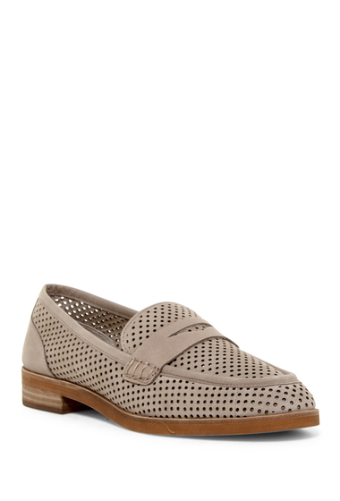 Incaltaminte Femei Vince Camuto Kanta Perforated Loafer MDGREY 02