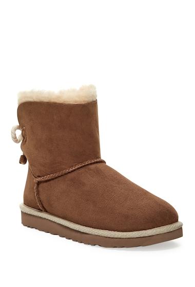 Incaltaminte Femei UGG Selene Genuine Lamb Fur Lined Boot CHE