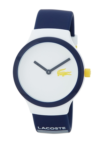 Ceasuri Barbati Lacoste Mens GOA Quartz Watch BLUE-WHITE