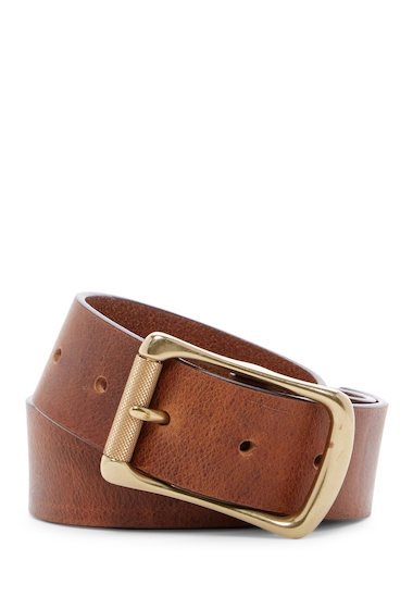 Accesorii Barbati Frye Engineer Leather Belt COGNAC