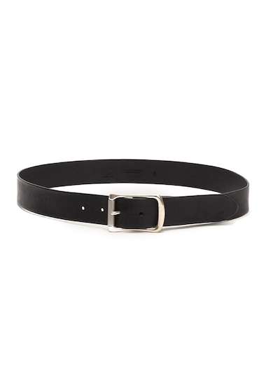 Accesorii Barbati Frye Engineer Leather Belt BLACK