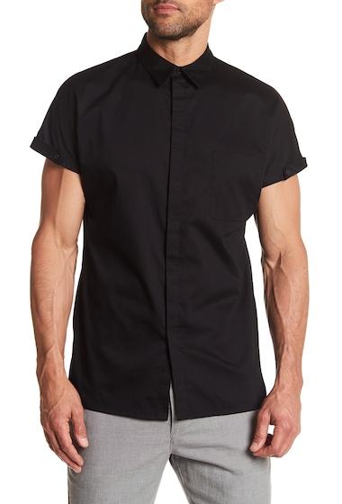 Imbracaminte Barbati Helmut Lang Short Sleeve Shirt BLK