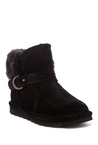 Incaltaminte Femei Bearpaw Koko Genuine Shearling Boot BLACK II