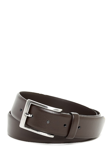 Accesorii Barbati HUGO BOSS Plain Leather Belt DARK BRN