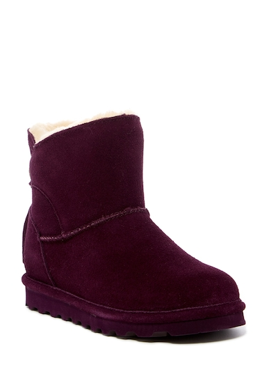Incaltaminte Femei Bearpaw Natalia Genuine Shearling Lined Boot PLUM