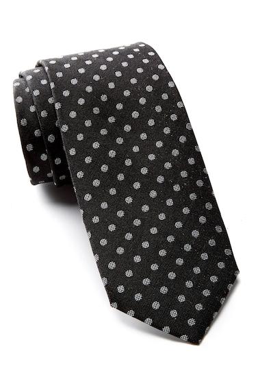 Accesorii Barbati Ben Sherman Harding Dot Silk Tie BLACK