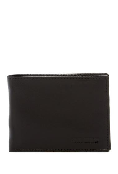 Accesorii Barbati Steve Madden Glove Leather Passcase Wallet BLACK