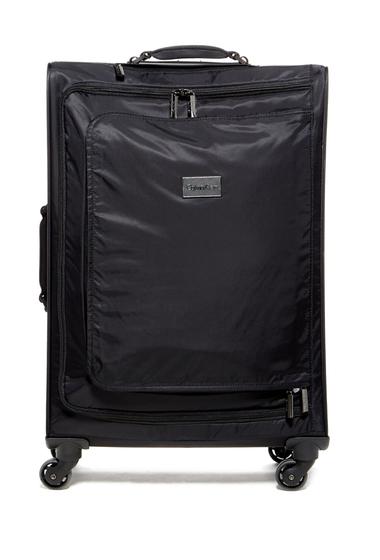 Genti Femei Calvin Klein Flatiron 24 Upright Suitcase BLACK