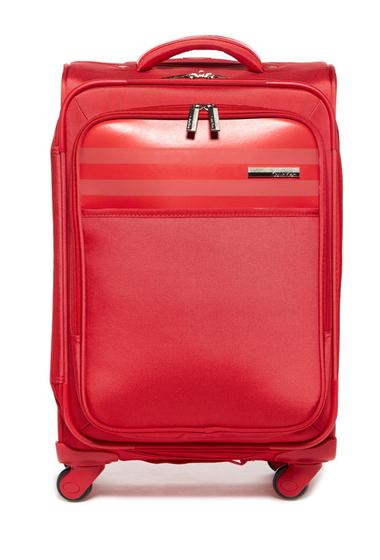 Genti Calvin Klein Greenwich 20 21 Upright Suitcase RED