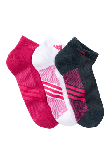 Accesorii Femei adidas Climacool Lightweight Low Cut Socks - Pack of 3 Women ONIX-SHOCK PINK-BOLD PINK