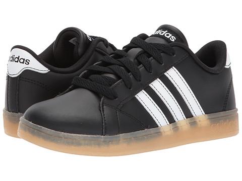 Incaltaminte Fete adidas Baseline K (Little KidBig Kid) BlackWhiteGum