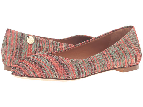 Incaltaminte Femei Missoni Spacedye Ballerina Flat Red