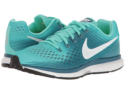 Incaltaminte Femei Nike Air Zoom Pegasus 34 Hyper TurquoiseWhiteLegion BlueMica Blue