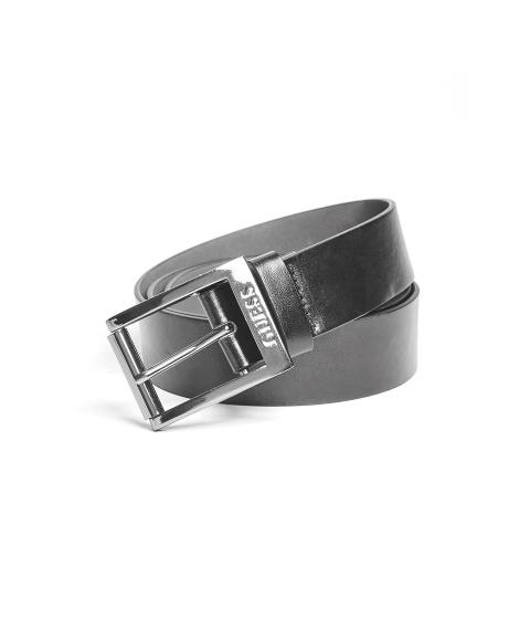 Ochelari Barbati GUESS Faux-Leather Logo Belt black
