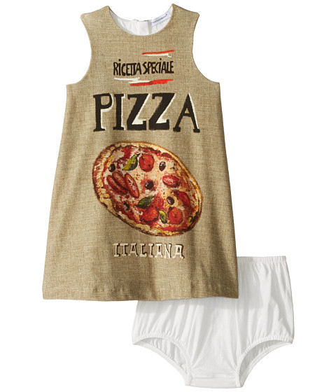 Incaltaminte Fete Timberland Pizza Jersey Dress (Infant) Pizza Print