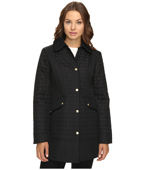 Imbracaminte Femei Liebeskind Quilted Barn Coat Black