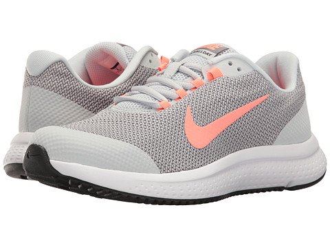 Incaltaminte Femei Nike RunAllDay Cool GreyLava GlowBlackPure Platinum