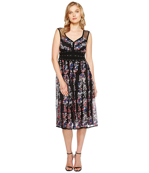 Imbracaminte Femei Nanette Lepore Michelle Dress Black Multi