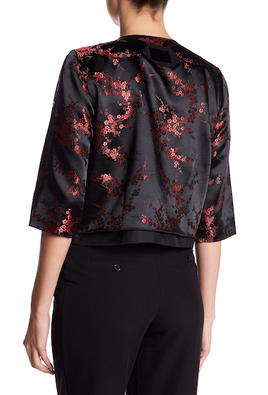 Imbracaminte Femei Marc Jacobs Cherry Blossom Jacquard Jacket RED MULTI