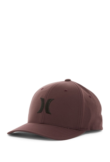 Accesorii Barbati Hurley Iconic Baseball Cap 21M-MAHAGONY