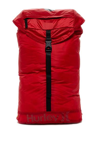 Genti Barbati Hurley Krush Packable Backpack GYM RED-BLACK