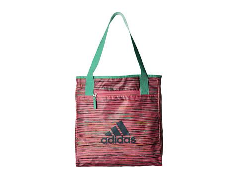 Genti Femei adidas Studio II Tote Visionary Chalk PinkDeepest SpaceChalk PinkHi-Res Green