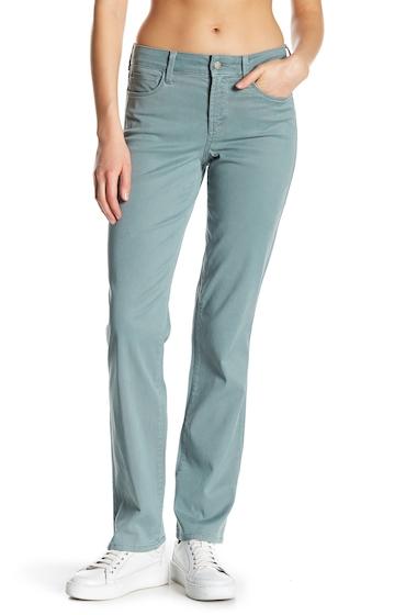 Imbracaminte Femei NYDJ Marilyn Straight Leg Slim Fit Jeans CALYPSO