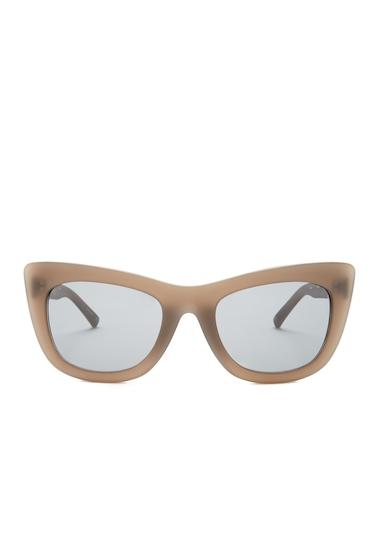 Ochelari Femei 31 PHILLIP LIM Womens Cat Eye Sunglasses FROSTED SMOKE