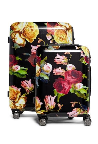 Genti Femei CALPAK LUGGAGE Astyll 2-Piece Spinner Luggage Set PETALS