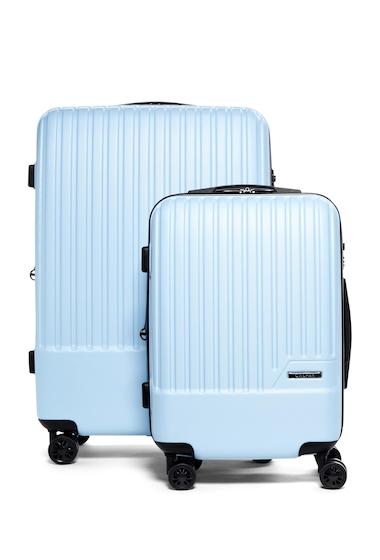 Genti Femei CALPAK LUGGAGE Davis 2-Piece Spinner Luggage Set LIGHT BLUE