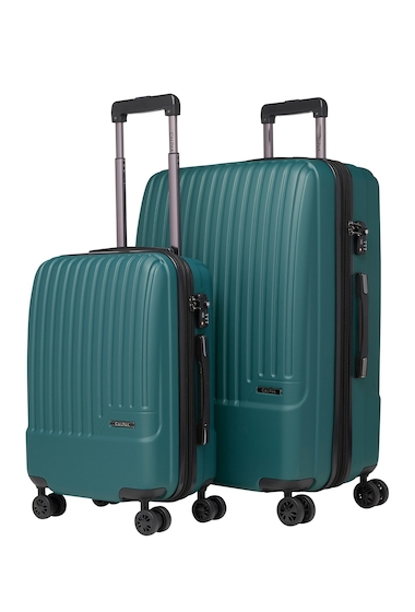 Genti Femei CALPAK LUGGAGE Davis 2-Piece Spinner Luggage Set SEA GREEN