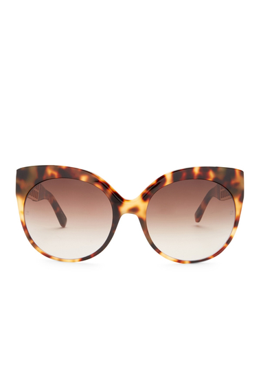Ochelari Femei Linda Farrow Womens Cat Eye Sunglasses TSHELL