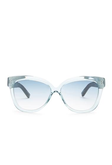 Ochelari Femei Linda Farrow Womens Cat Eye Sunglasses MINERAL