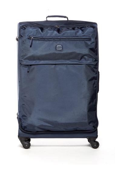 Genti Femei Brics Luggage 30 Nylon Spinner with Frame Suitcase NAVY