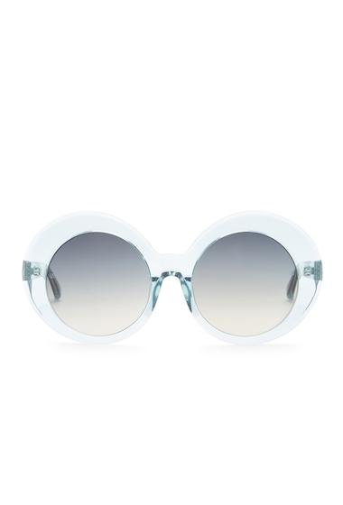 Ochelari Femei Linda Farrow Womens Round Sunglasses MINERAL