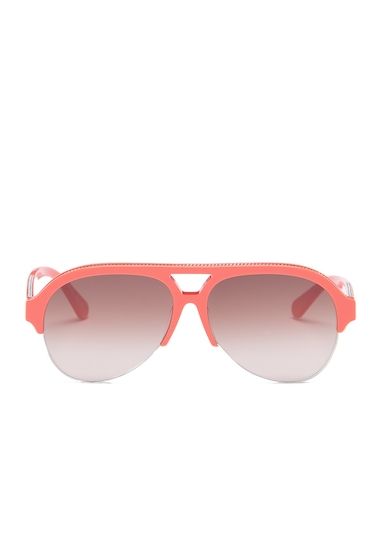Ochelari Femei Stella McCartney Womens Pilot Aviator Sunglasses PEACH