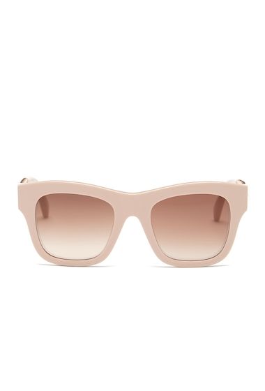 Ochelari Femei Stella McCartney Womens Square Sunglasses PINK