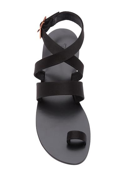 Incaltaminte Femei Tibi Hallie Satin Sandal BLACK