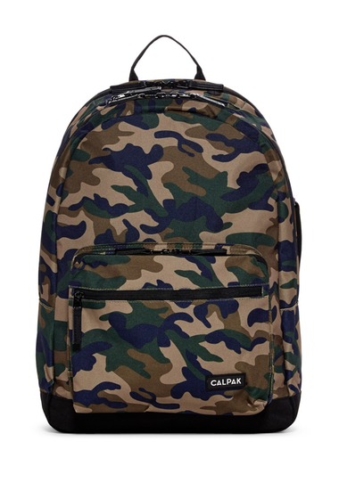Genti Barbati CALPAK LUGGAGE Glenroe Backpack CAMO