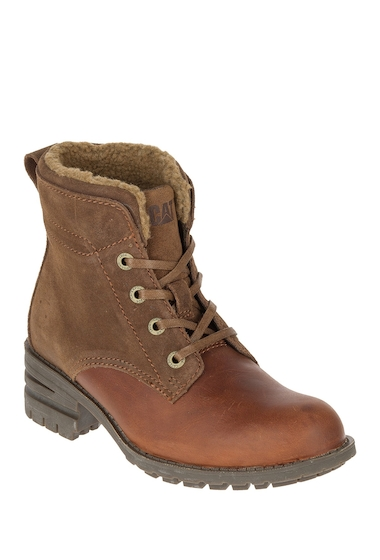 Incaltaminte Femei CAT Footwear Teegan Faux Shearling Lined Boot RUST