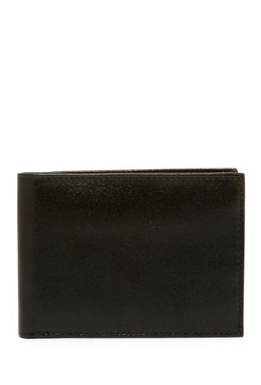 Accesorii Barbati Buxton Double ID Bi-Fold Wallet BLACK
