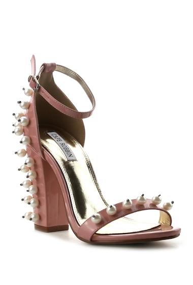 Incaltaminte Femei Cape Robbin Skylar Ankle Strap Heel DUSTY PINK