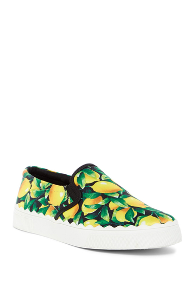 Incaltaminte Femei Betsey Johnson Emmet Slip-On Sneaker BLACK MULT