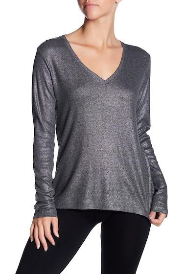Imbracaminte Femei UGG Essel Long Sleeve V-Neck Hi-Lo Shirt CHWS