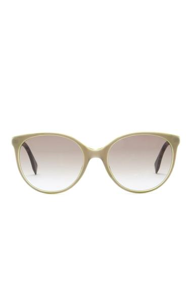 Ochelari Femei Fendi 54mm Cat Eye Sunglasses 0E0I-N6