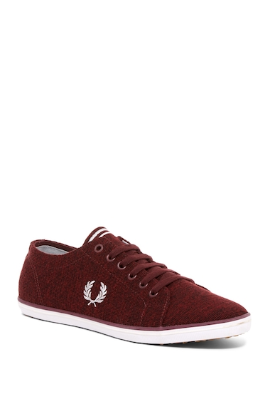 Incaltaminte Barbati Fred Perry Kingston Jersey Sneaker PORT